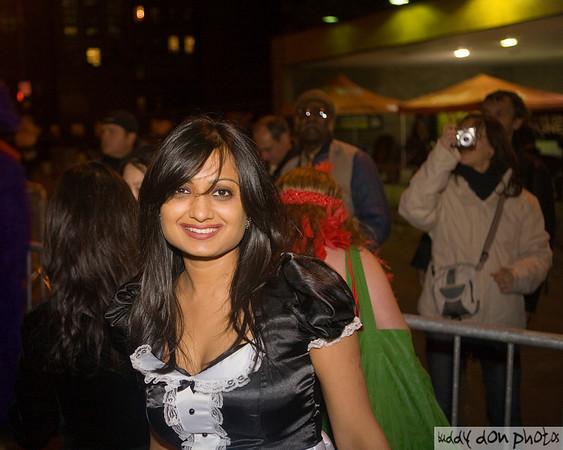 2008 Greenwich Village Halloween Parade